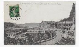 VIENNE EN 1916 - N° 14 - EPOQUE ROMAINE - TABLEAU DE REY - CPA VOYAGEE - Vienne