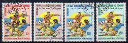 Comores 555 à 558 Obl - Comores (1975-...)