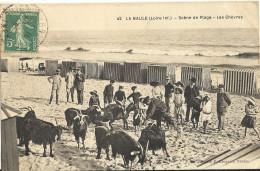 - LA BAULE - Scène De Plage -  Les Chêvres   26 - La Baule-Escoublac