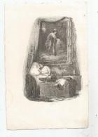 Gravure , Joubert Sc , CYMBELINE , 23.5 X 15 , Frais Fr : 1.55€ - Engravings