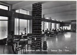Toscana-grosseto-castiglione Della Pescaia Bar Faro Veduta Interno Bar Animatissima Anni  50 - Italia