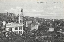 Bordighera Panorama Dall'Hotel Hesperia - Edit. Brunner & C. - Carte Non Circulé - Imperia