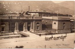 Liguria-la Spezia-spezia Veduta Animata R.arsenale - La Spezia