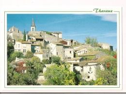 >> 30 - THARAUX: Le Village  - Vue Générale - Photo Bernard - Editions Des Alpes  - - France