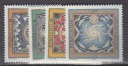 LIECHTENSTEIN    1994          N.   1040 / 1043      COTE      10 . 00      EUROS        ( V 106 ) - Timbres