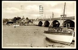 Cpa Carte Photo Angleterre Southampton Cobden Bridge  LIOB86 - Southampton