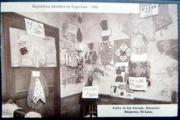 03 LA PALISSE EXPOSITION SCOLAIRE 1930  ECOLES DE  LE VERNET DOMERAT BAGNEUX SAINT LEON - Lapalisse