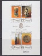 Spain 1991 Patromonio Nacional M/s ** Mnh (29746B) - Blocs & Feuillets