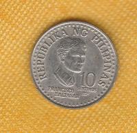 Philippines 10 Sentimos 1980 - Philippinen