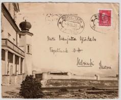 Estland, 1949, Bild-Brief, Bahnpost  , #5757 - Estland