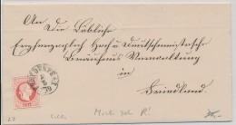 Österreich- Beleg Kaiserzeit    ( Be6934  ) Siehe Scan  ! - 1850-1918 Empire