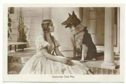 5 Cartes Postales - Vedette Du Cinéma - Dolores Del Rio - United Artis - Verlag Ross - Berlin - Schauspieler