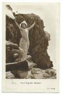 Cartes Postales Expédié 1927 - Vedette Du Cinéma - Aud Egede Nissen - Treuhand Film - Schauspieler