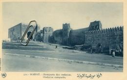 MAROC - RABAT - REMPARTS DES OUDAYAS - Rabat