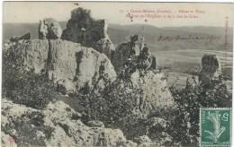 Lozere : Causse Mejean, Nimes Le Vieux, Rochers De L'Elephant...Animée - France