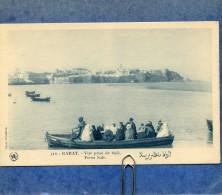 MAROC - RABAT - VUE PRISE DE SALE - Rabat