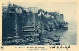 MAROC - RABAT - LA POINTE DES OUDAYAS - Rabat