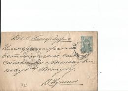 Lettre Russie 1886 - Briefe U. Dokumente