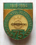 Romania, 1994, Vintage Pin/Badge - 36th Howitzer Regiment - Militaria