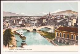 Geneve : Vue Prise Depuis Saint Jean - GE Genf