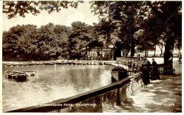 N°49790 -cpa Boating Lake -Bradford- - Bradford