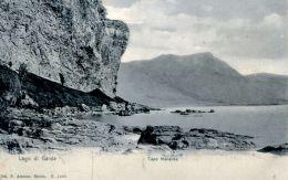 N°49791 -cpa Lago Di Garda -capo Manerba- - Italia