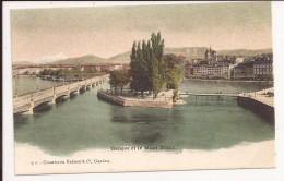 Geneve Et  Le Mont Blanc - GE Genf
