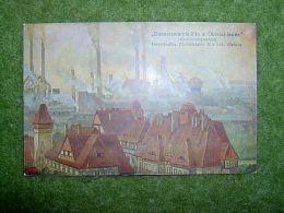 A3983) Oberschlesien Propagandakarte Zur Grenzspende Leipzig 23.2.1921 - Deutschland
