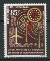 Sénégal P.A Y&T N°38 Neuf Avec Charnière * Et Oblitéré - Senegal (1960-...)