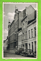 Borgerhout, Gemeentelijk Instituut, Leningstraat, Vintage Cars - Autres