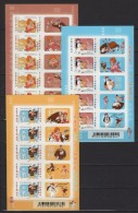 France (2008) Yv. F4149A/51A   /  Cartoons - Comics - Wolf - Loup - Comics