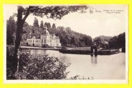 * Arlon - Aarlen (Luxembourg - La Wallonie) * (Nels, Ern Thill, Nr 23) Chateau De La Trapperie, étang, Kasteel, Castle - Arlon