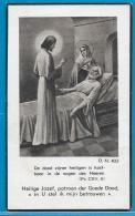 Bidprentje Van Hendrika Umans -Achel - Neerpelt - 1861 - 1949 - Images Religieuses