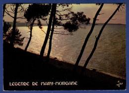 29 CLEDEN-CAP-SIZUN Légende De Marie-Morgane - Cléden-Cap-Sizun