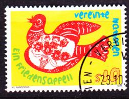 UNO Wien Vienna Vienne - Friedensappell/appeal For Peace/appel Pour La Paix (Mi.Nr. 217) 1996 - Gest. Used Obl. - Usati