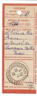 OBLITERATION MANUELLE DE CHAVAGNES EN PAILLERS (VENDEE) DU 25/1/1928 - Marcophilie (Lettres)