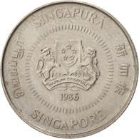 Singapour, 10 Cents, 1986, British Royal Mint, SUP+, Copper-nickel, KM:51 - Singapour
