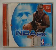 Dreamcast Japanese : NBA 2K HDR-0069 - Sega