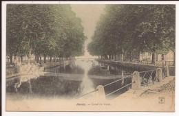 Annecy : Canal Du Vassé - Annecy