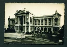 MONACO  -  Oceanographic Museum  Used Postcard As Scans - Oceanographic Museum