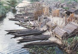 MADAGASCAR  CANAL DE PANGALANE (dil43) - Madagascar