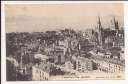Lausanne : Vue Générale - VD Vaud