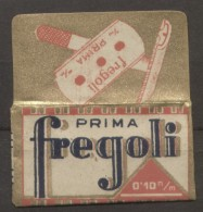Prima FREGOLI -- WRAPPER - Razor Blade - Razor Blades
