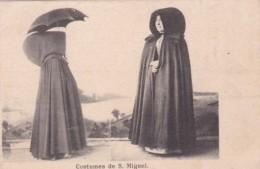 El Salvador Costumes De San Miguel - El Salvador