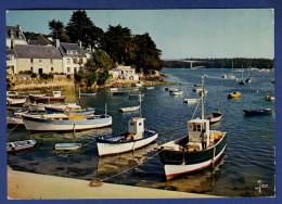 29 COMBRIT STE-MARINE Le Petit Port Devant Bénodet ; Chalutiers, Canots - Animée - Combrit Ste-Marine