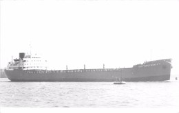 """¤¤   -   Carte-photo Du Cargo Italien """" CAPITANO FRANCO V """"   - Bateau De Commerce   -  ¤¤ - Pétroliers"""