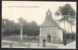 CROIX GENTE Près De Montendre La Chapelle () Chte Mme (17) - Montendre