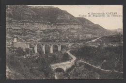 DF/ 34 HERAULT / ENVIRONS DU CAYLAR / VIADUC DE PÉGAIROLLES DE L'ESCALETTE - Autres Communes