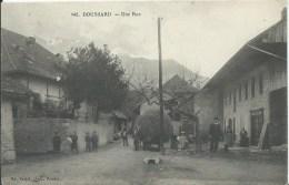 DOUSSARD - Une Rue - Doussard