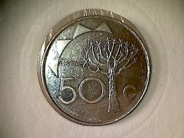 Namibia 50 Cents 1993 - Namibie